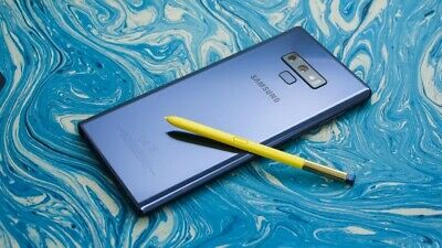 $ CDN419.77 • Buy Samsung Galaxy Note9 N960U 128/512 AT&T GSM T-Mobile Verizon Factory Unlocked