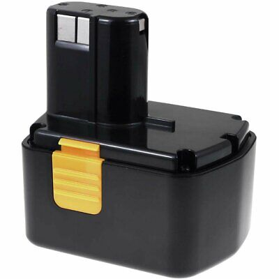 Battery For Power Tool Hitachi Cordless Impact Wrench WR14DMR 3000mAh NiMH 14,4V • 73.80£