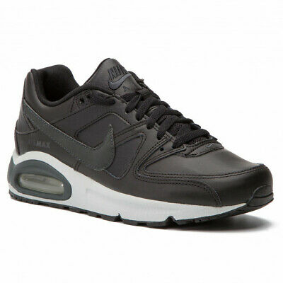 nike air max nere in pelle