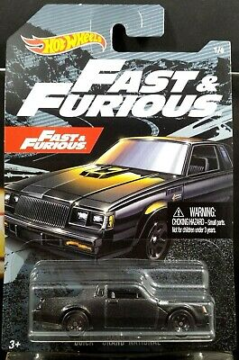 2019 Hot Wheels Fast & And Furious BUICK GRAND NATIONAL HTF HARD TO FIND NEW • 8.98$