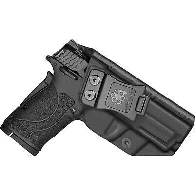 $21.59 • Buy Amberide IWB KYDEX Holster Fit: Smith & Wesson M&P 380 Shield EZ
