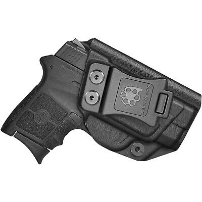 $21.59 • Buy Amberide IWB Holster Smith & Wesson M&P Bodyguard 380 Auto & Integrated Laser