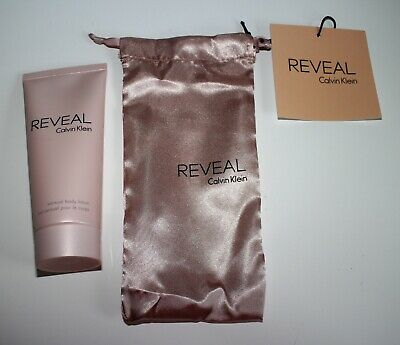 Calvin Klein Reveal Body Lotion 100ml In Pouch • 7.79£