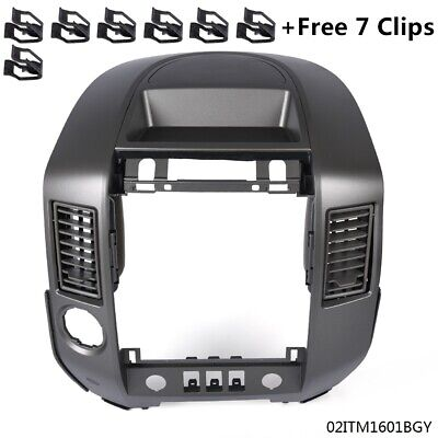 $62.40 • Buy For 2004-2006 Nissan Titan XE SE Armada SE Instrument Panel Lid Finisher Bezel