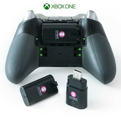 Xbox One Battery Pack / Charging Kit / Controller Rechargeable Batteries 2 Pack • 10.99$