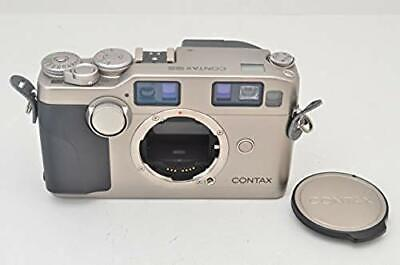 $ CDN1199.09 • Buy Contax G2 Film Camera Body Tested Working Used