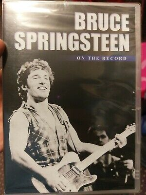 Bruce Springsteen - On The Record DVD- NEW & SEALED  • 6.99£