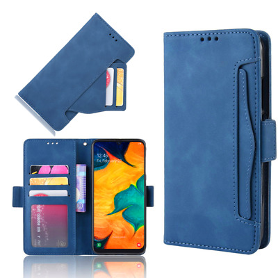 AU6.43 • Buy For IPhone 12 11 Pro Max XS XR 7 8 Plus Leather Card Slot Stand Wallet Flip Case