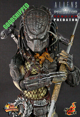 $ CDN865.61 • Buy Hot Toys Aliens Vs Predator Requiem Avpr Wolf Predator 14  1/6 Mms53 Misb