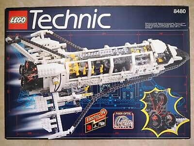 Lego 8480 Nasa Space Shuttle - New And Sealed 20+ Years Old Set • 900£