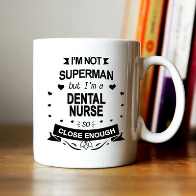 Gift For Dental Nurse Novelty Coffee Mug For Him • 6.99£