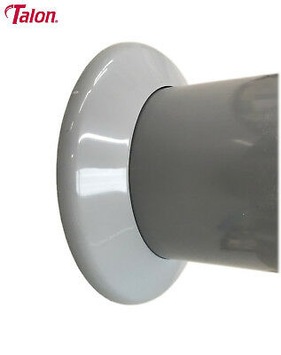 Toilet Soil Pipe Cover / Collar In Grey - 110mm • 4.20£