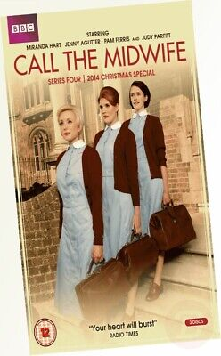 £16.45 • Buy Call The Midwife - Series 4 + 2014 Christmas Special [DVD]