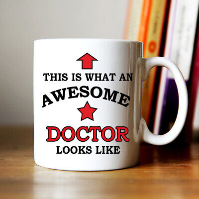 Best Gift For Doctor Awesome Doctor Looks Like Coffee Mug  • 6.99£