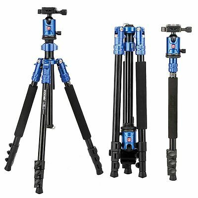 AU69.42 • Buy Pro M7 Aluminium Camera Tripod Travel Monopod & Ball Head For DSLR Camera