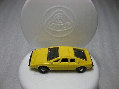 $ CDN32.63 • Buy Lotus Esprit S1 1975 Yellow Diecast Model Toy Car 7-Eleven Promo VERY RARE