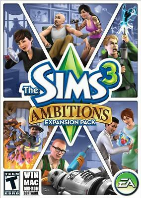 The Sims 3 Ambitions • 9.99£