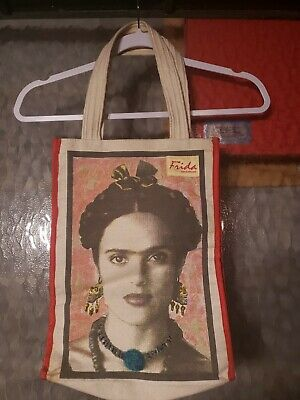 $19.99 • Buy Stunning Rare SALMA HAYEK FRIDA KAHLO 2002 Miramax Movie Embellished Tote Bag
