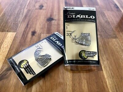AU14.50 • Buy New Fishing Bkk Inline Diablio Hooks