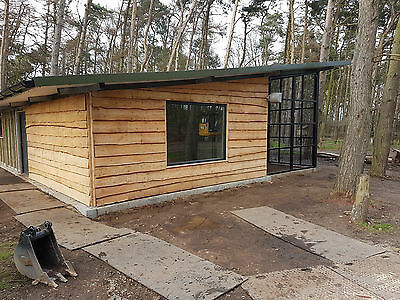 £8 • Buy WE ARE OPEN!!    Rustic Waney Edge Garage  Cladding From £14 Per Sq Metre