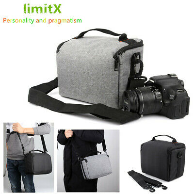 AU24.99 • Buy Lightweight Waterproof Messenger Sling Camera Case Bag For Panasonic Lumix