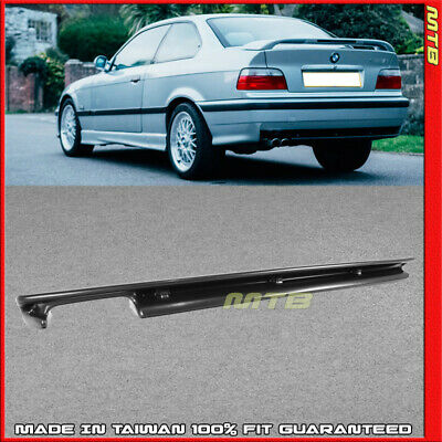 $56.99 • Buy Fits 92-99 BMW E36 3-Series M3 Style (ABS) Rear Bumper Diffuser Lip Body Kit
