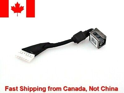 $ CDN8.18 • Buy VPY14 Dell Alienware M13X 13 R2 DC30100SU00 New DC In Power Jack Charging Cable