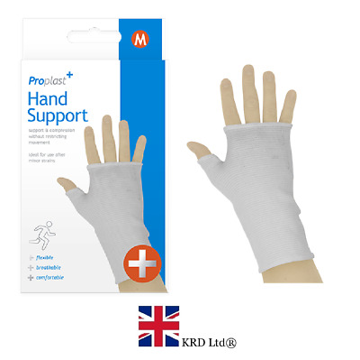 HAND & WRIST SUPPORT Pain Relief Glove Carpal Tunnel Hand Brace RSI Injury UK • 3.55£