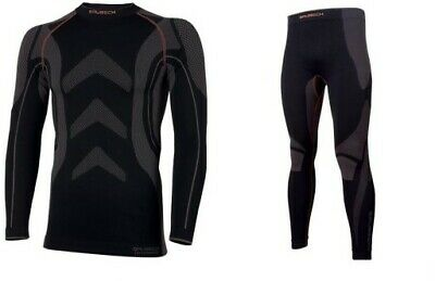 BRUBECK Unisex  Sport Base Layer Thermal Sweater Top Or Trousers  • 17.95£