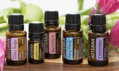AU10.85 • Buy 2ml DoTERRA Oil & Oil Blend Sample Vials (40 Drops) *YOUR CHOICE*
