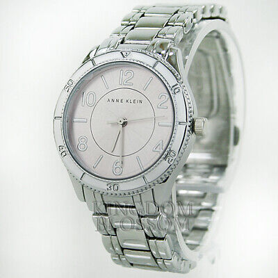 $ CDN70.63 • Buy New GUESS Women's Watch Logo White Embossed Leather Crystals Montre NwT Reloj