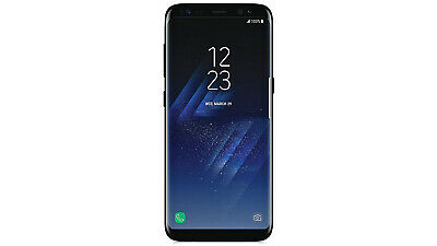 $ CDN242.48 • Buy Samsung Galaxy S8 SM-G950U1 - 64GB - Black (Unlocked) B Light Shadow