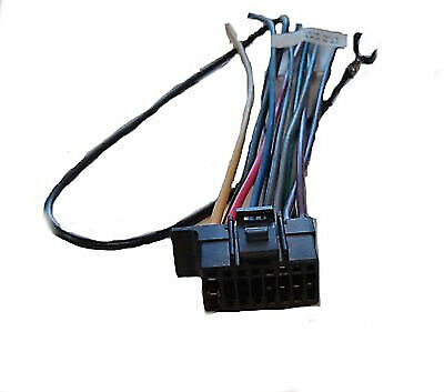 $ CDN9.03 • Buy Wire Harness For Select Sony Stereos 16 Pin  - Plugs Into Back Of Stereo