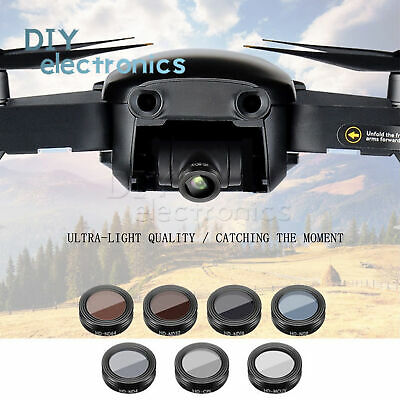 AU25.05 • Buy For DJI MAVIC AIR Multi-functional Lens Filter ND4/8/16 ND32 Accessory US