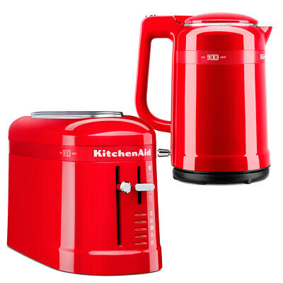 AU179 • Buy NEW KitchenAid 100 Year Queen Of Hearts Kettle & Toaster Set