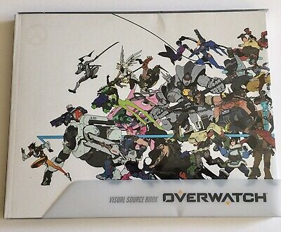 AU27.17 • Buy Overwatch Collector's Edition Art Book Visual Source Book