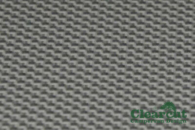 £1.05 • Buy Carbon Fibre Light Weight Ply Campervan Furniture Board, 15mm, Double Faced