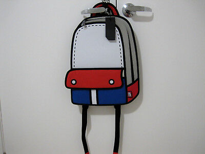 AU50 • Buy JumpFromPaper Adventure Red Backpack - NEW WITH TAG
