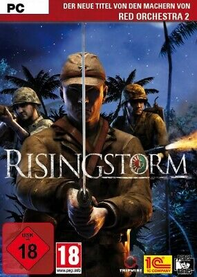 £6.74 • Buy Red Orchestra 2: Rising Storm PC Download Vollversion Steam Code Email