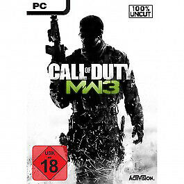 Call Of Duty: Modern Warfare 3 PC Download Vollversion Steam Code Email • 24.23£