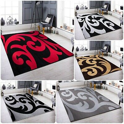 Modern Design Area Rugs Home Décor Living Room Bedroom Carpets Runner Floor Mat • 47.98£