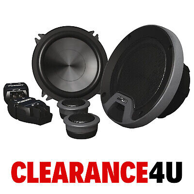 Fusion CP-CM50 Car 13CM 5.25  250 Watts 2 Way Component Speakers • 59.99£