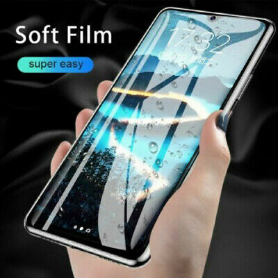 HD Screen Protector For Huawei P30 Pro P20 Mate 20 Lite Clear Soft Hydrogel Film • 2.89£