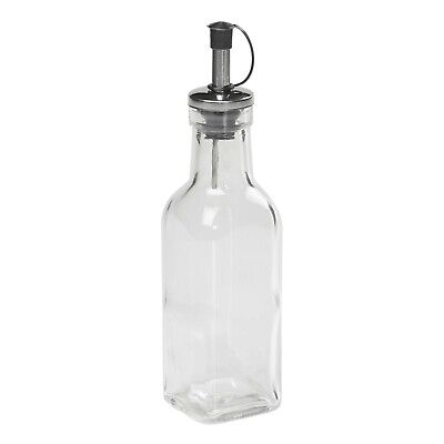 £2.50 • Buy Chef Aid 200ml Glass Olive Cooking Oil Bottle With Pourer 10E11434