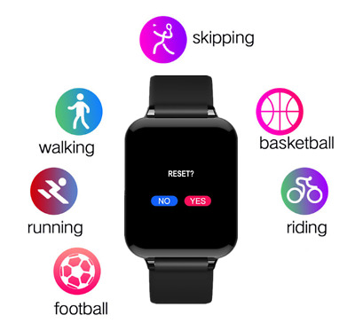 $ CDN38.99 • Buy Soulusic Women B57 Smartwatch Waterproof Sports For Android And IPhone
