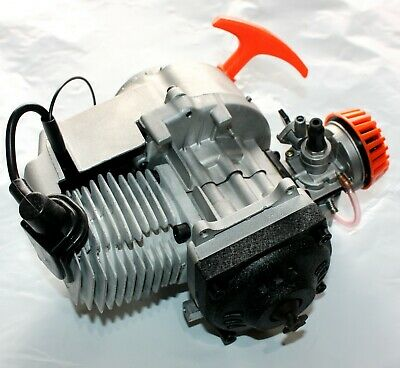 AU85.99 • Buy 49cc 2 Stroke Pull Start Engine Motor Mini Pocket Rocket PIT Quad Dirt Bike ATV