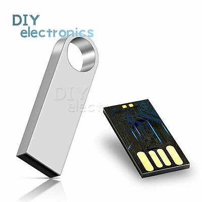 $ CDN5.26 • Buy 1TB 2TB USB 2.0 Flash Drives Metal Portable Memory Stick U Disk Storage US