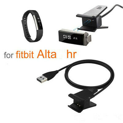 AU14.05 • Buy Fitbit Alta HR Smart Watch Wireless Wristband USB Charging Charger Cable