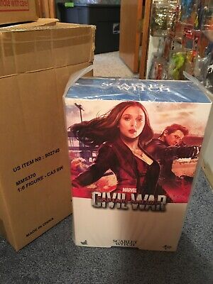 $745.99 • Buy Hot Toys Captain America: Civil War Scarlet Witch