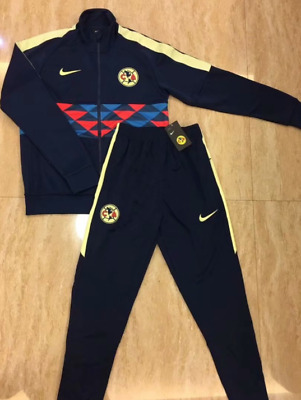NEW 2019-20 Club America Away Jacket Coat Sets Size S-XL • 39.99$